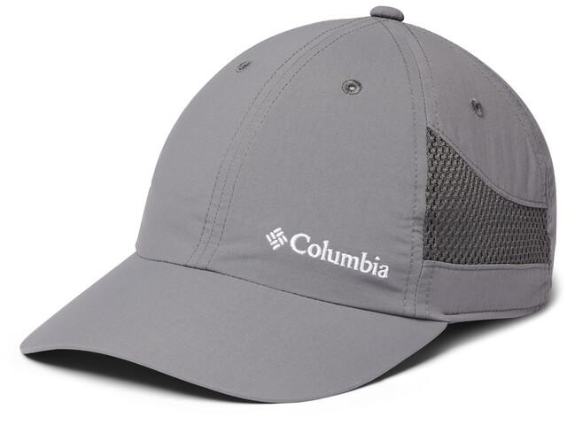 Columbia Tech Shade Gorra, gris
